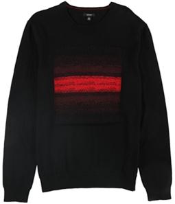 Alfani Mens Ombre Chenille Knit Sweater