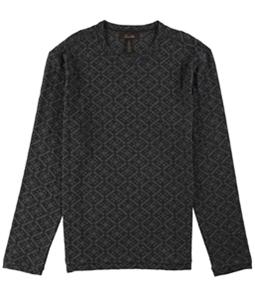 Tasso Elba Mens Medallion Pullover Sweater