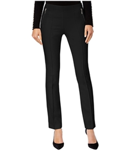 I-N-C Womens Straight Leg Casual Trouser Pants