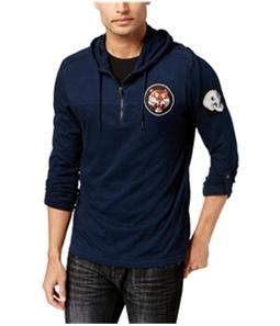 I-N-C Mens Patch Hoodie Sweatshirt