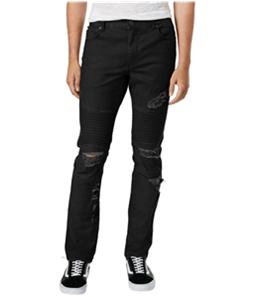 American Rag Mens Distressed Slim Fit Jeans