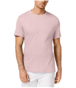 Club Room Mens Performance Basic T-Shirt