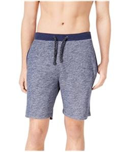 bar III Mens Heather Pajama Shorts