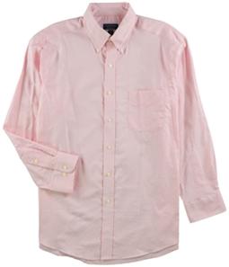 Club Room Mens Regular-fit Button Up Dress Shirt