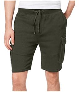 American Rag Mens Knit Casual Cargo Shorts