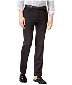 I-N-C Mens Shiny Casual Trouser Pants