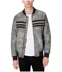American Rag Mens Camo Bomber Jacket
