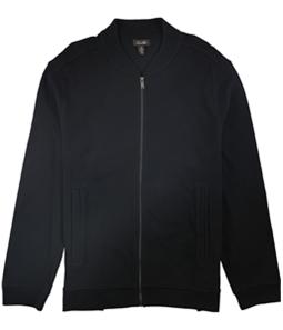 Tasso Elba Mens Ribbed Jacket