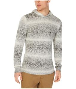 American Rag Mens Ombre-Stripe Hoodie Sweatshirt