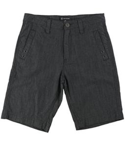I-N-C Mens Flat-Front Stretch Casual Walking Shorts