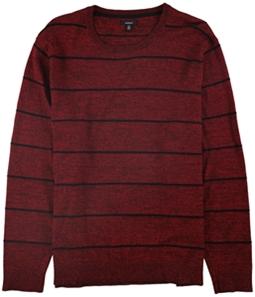 Alfani Mens Stripe Pullover Sweater