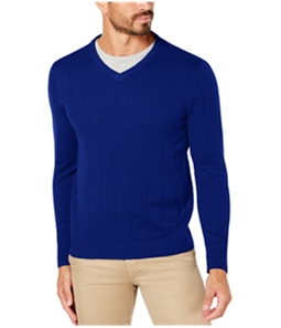 Club Room Mens Textured Pullover Sweater