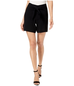 bar III Womens Bow Casual Walking Shorts