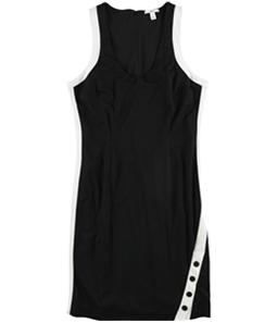 bar III Womens Swirl Bodycon Dress