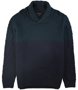 Tasso Elba Mens Cable Knit Sweater