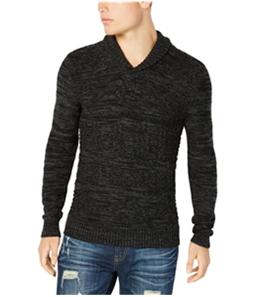 American Rag Mens Jacquard Shawl Collar Pullover Sweater