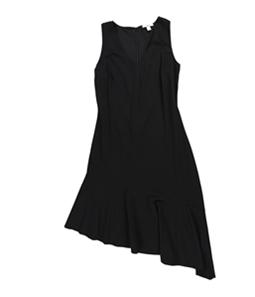 bar III Womens Casual Asymmetrical Dress