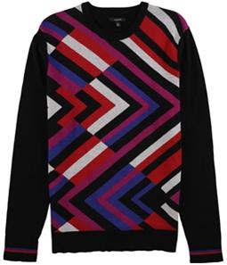 Alfani Mens Zigzag Pullover Sweater