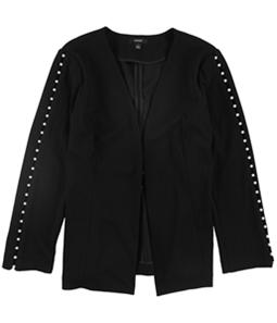 Alfani Womens Pearl Blazer Jacket