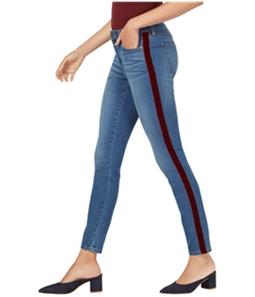 maison Jules Womens Side Stripe Skinny Fit Jeans
