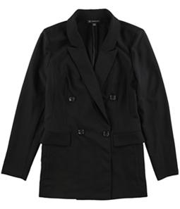 I-N-C Womens Basic Blazer Jacket