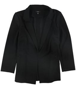 Alfani Womens Racing Stripe Blazer Jacket