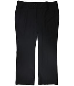 Alfani Womens Snap Waist Casual Trouser Pants