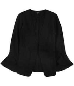 Alfani Womens Flutter Sleeve Jacket