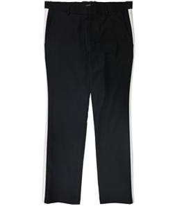 Alfani Mens Side Striped Dress Pants Slacks