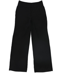 Alfani Womens High Waist Casual Wide Leg Pants