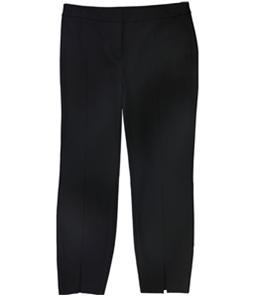 Alfani Womens Slit Front Casual Trouser Pants