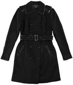 I-N-C Womens Ponte Military Jacket