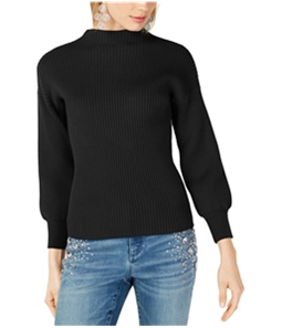 I-N-C Womens Ribbed Pullover Sweater