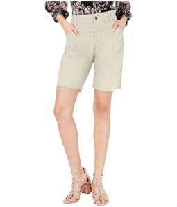 I-N-C Womens Bengaline Casual Walking Shorts
