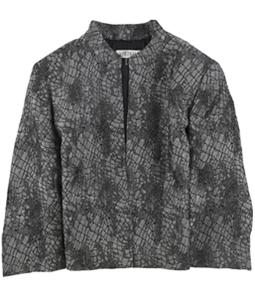 Kasper Womens Metallic Jacket
