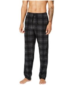 Perry Ellis Mens Plaid Pajama Lounge Pants