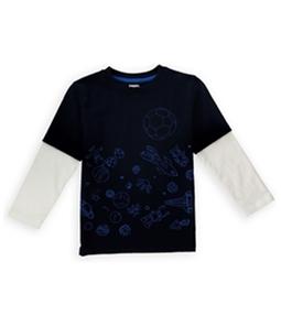 Gymboree Boys Soccer Galaxy Graphic T-Shirt