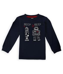 Gymboree Boys Robot Love Graphic T-Shirt