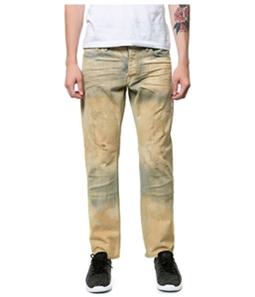 Born Fly Mens The Guan Denim Regular Fit Jeans