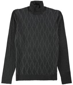 Alfani Mens Textured Pullover Sweater
