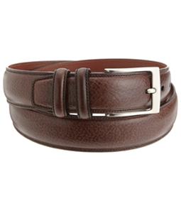 Perry Ellis Mens Leather Belt