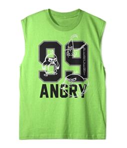 Rovio Entertainment Boys Angry Birds Muscle Tank Top