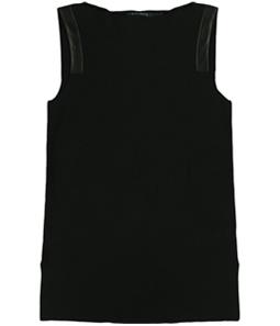 Ralph Lauren Womens Straight-Fit Tank Top
