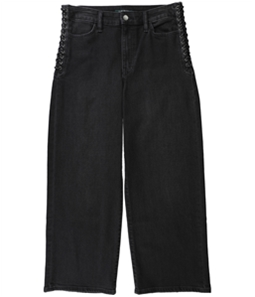 Ralph Lauren Womens Denim Casual Cropped Pants