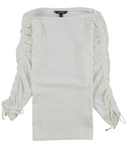 Ralph Lauren Womens Sazana Pullover Blouse