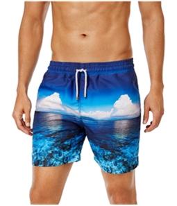 Velero Mens Panoramic Swim Bottom Trunks