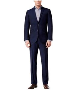 Kenneth Cole Mens Micro-Grid Formal Tuxedo