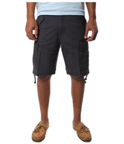 Chaps Mens Classic Fit Casual Cargo Shorts