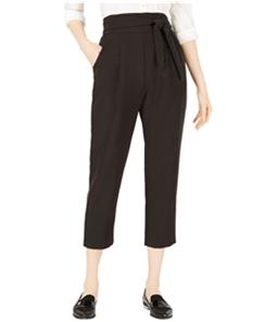 Leyden Womens Reggie Tie Casual Trouser Pants