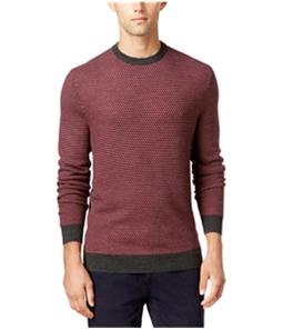 Club Room Mens Geo Jacquard Pullover Sweater